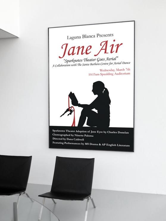 Jane Air Poster