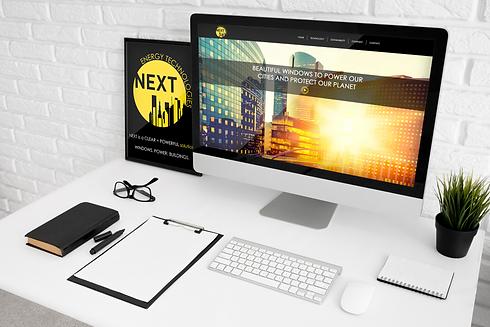 Next Energy Website