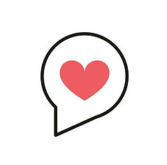 love-speech-bubble-social-media-icon-lin