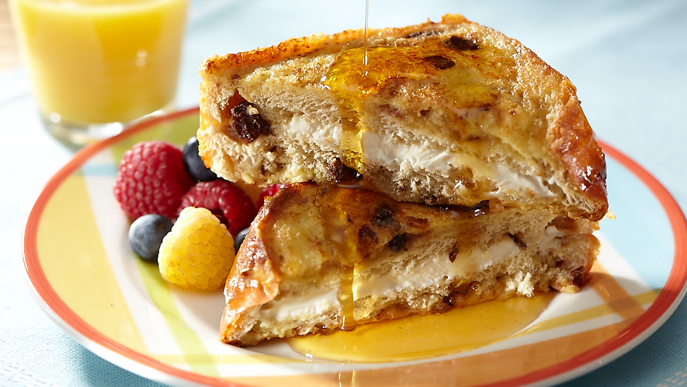 jenkins culinary resources cinnamon-raisin stuffed french toast