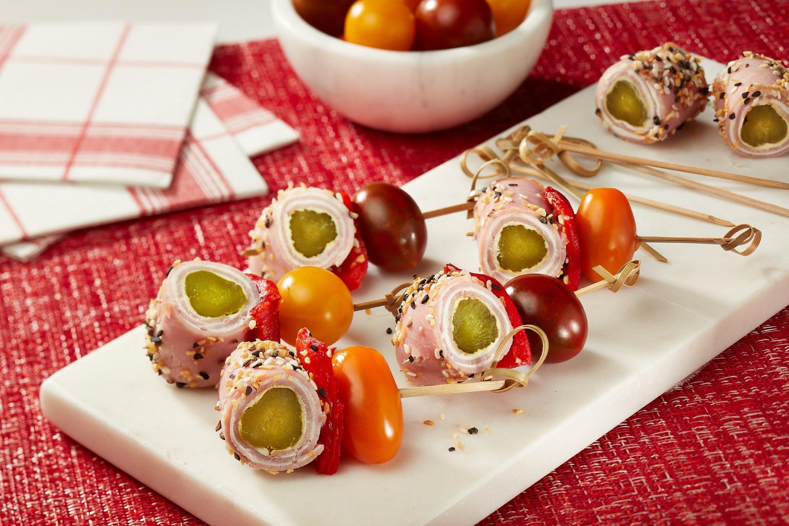 Pickle Kabobs