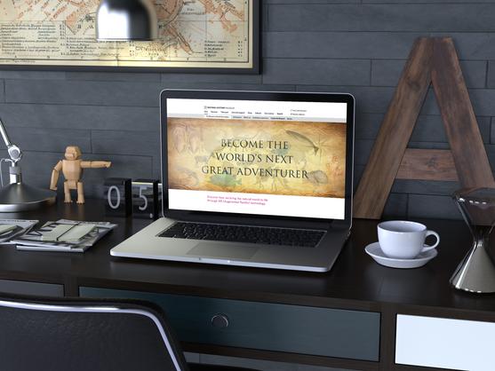NHM Webpage