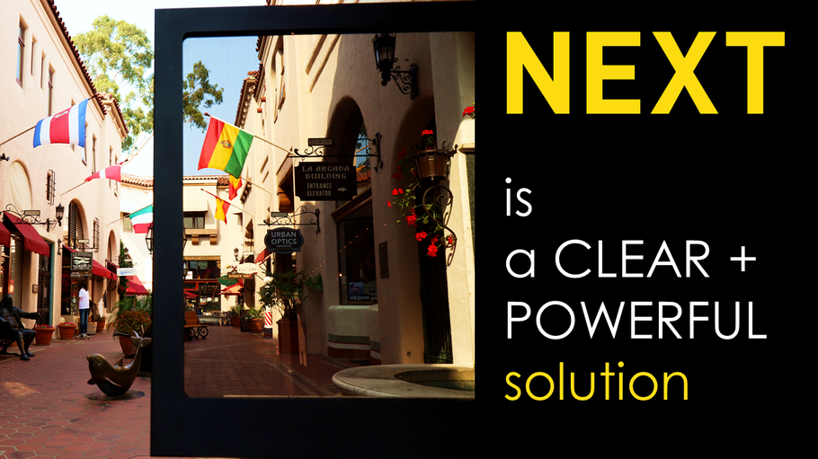 CLEAR & POWERFUL SOLUTION