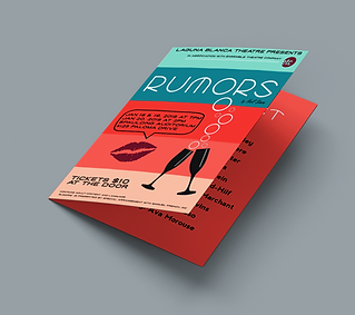 Rumours Playbill.png