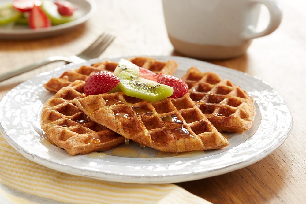 Honey Cinnamon Waffle