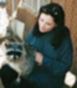 carol with raccoon.jpg