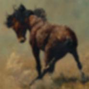 Carol Heiman-Greene, _Kicking Up Dust_,