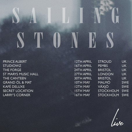 MORE SPRING GIGS