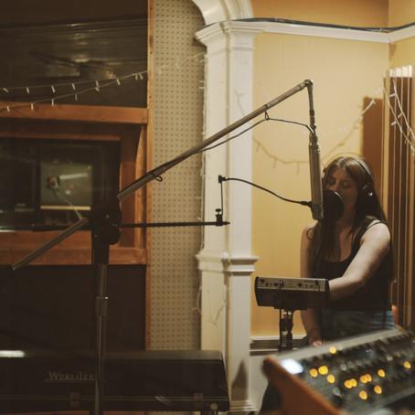 ALBUM RECORDING UNDERWAY!