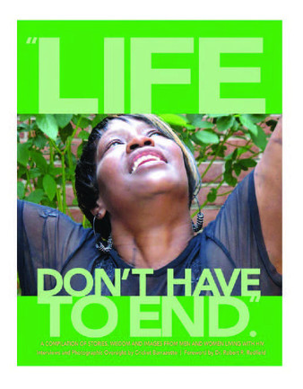 Life Don't Have to End Book