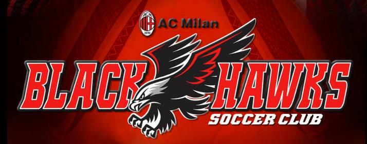 Blackhawks Soccer Club Logo