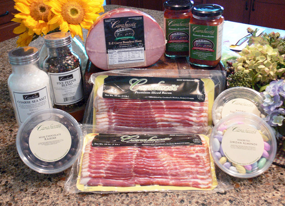 Carraluzzi Grocery Store Products