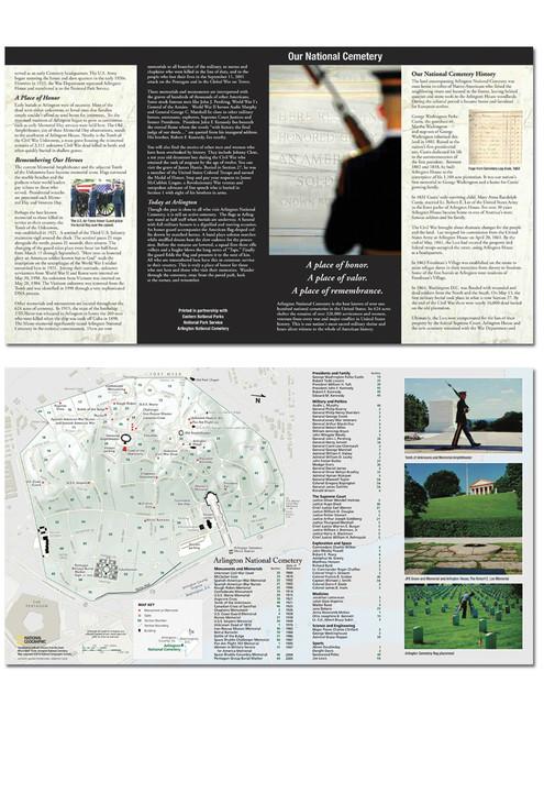 Arlington Cemetery Walking Guide