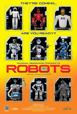 Robots Key Art Poster
