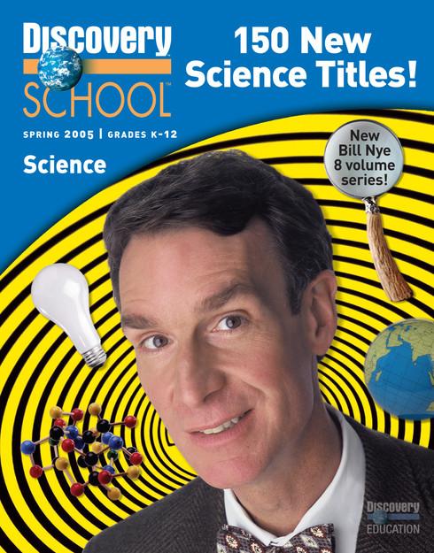 Discover Education Catalog