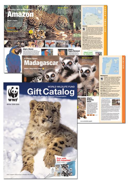 WWF Gift Catalog