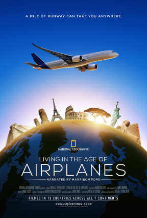 Airplanes Key Art Poster