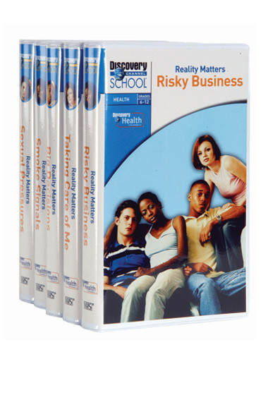 Discovery Reality Matters DVD Collection