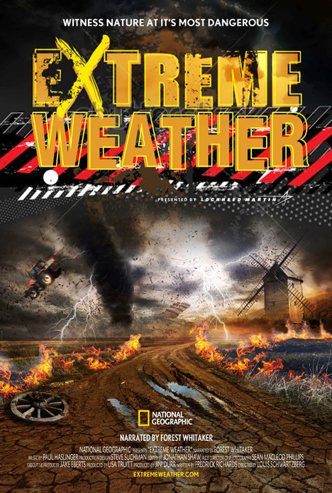 Extreme Weather Key Art Poster