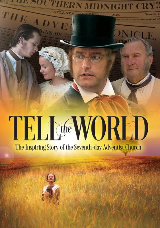 Tell The World Movie Key Art