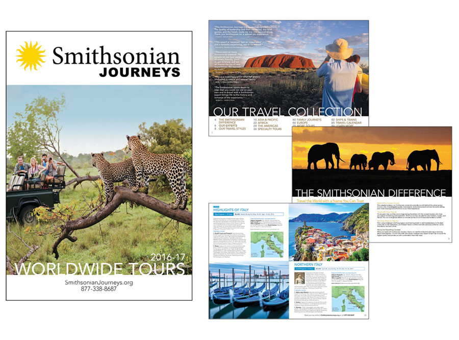 Smithsonian Journey Travel Catalog