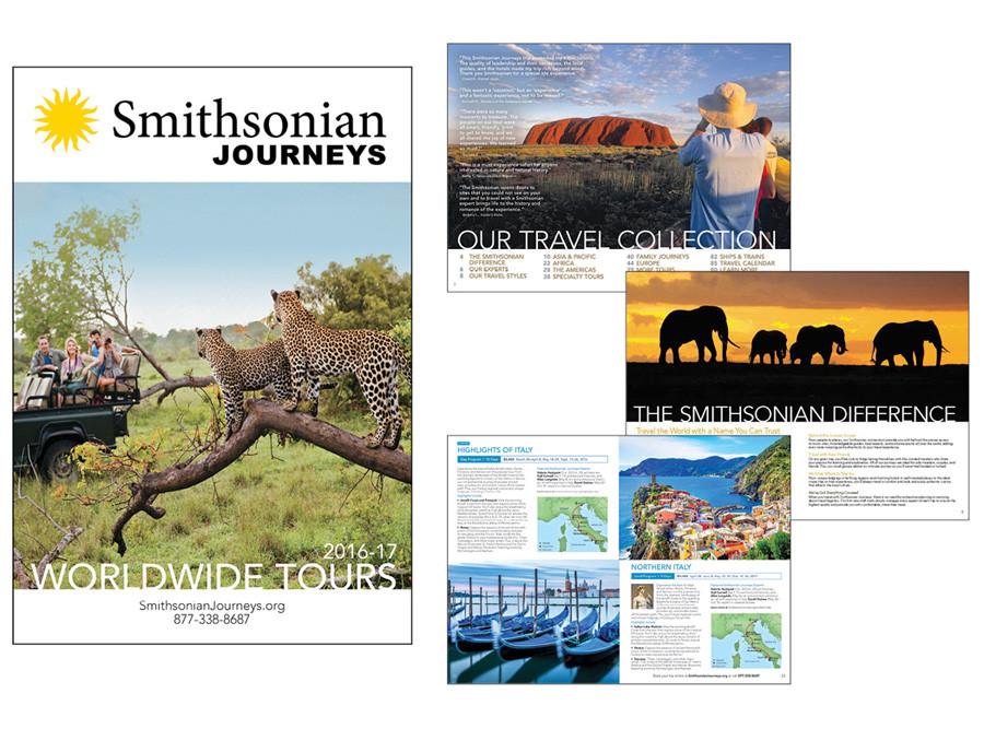 Smithsonian Journey Travel Catalog