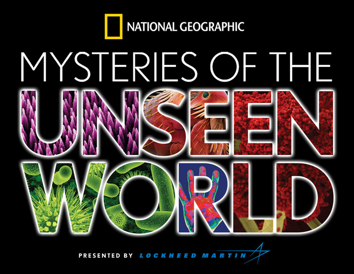 Mysteries of Unseen  Film Title Treatment