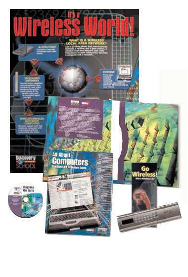 Discovery CWG Education Kit