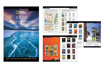 National Geographic Books Catalog