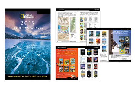 National Geographic Books Catalog