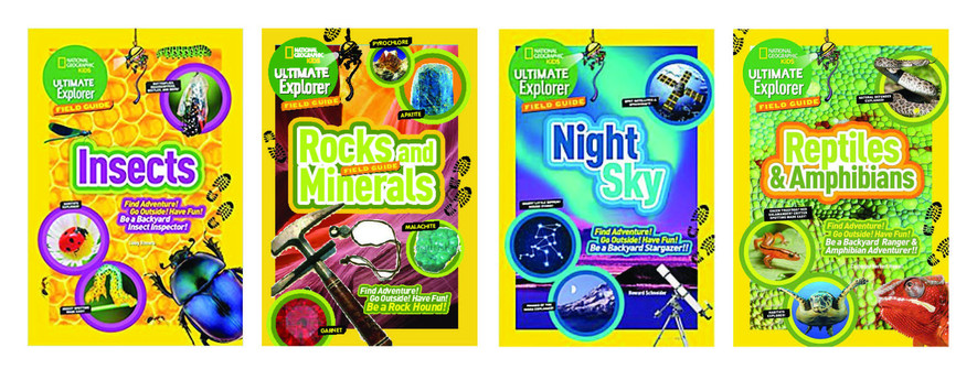 National Geographic Kids Series