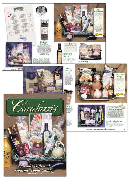 Caraluzzi Gift Catalog