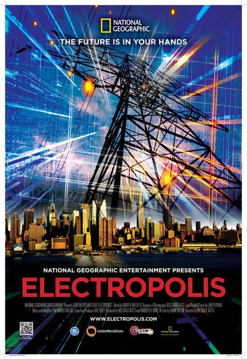 Electropolis Key Art Poster