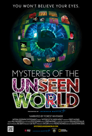 Mysteries of Unseen World Poster
