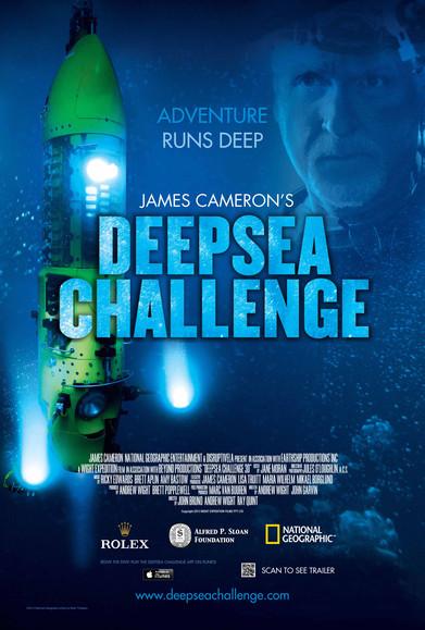 Deep Sea Dive Key Art Poster