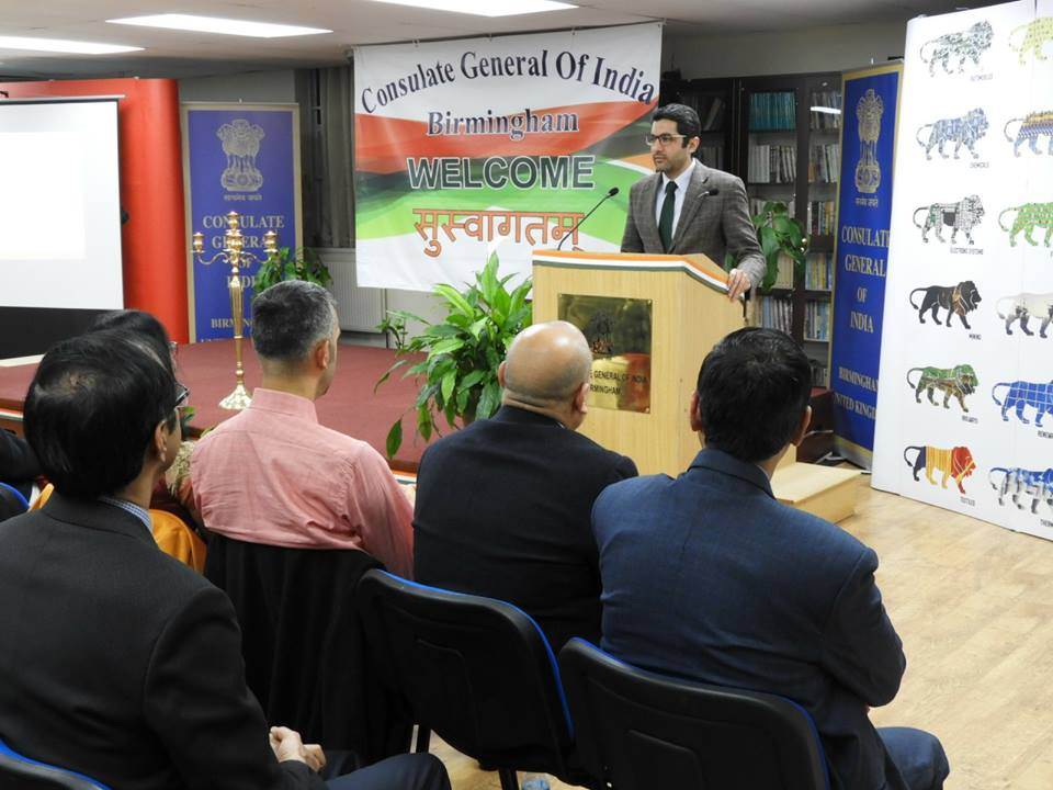 Consulate General Event