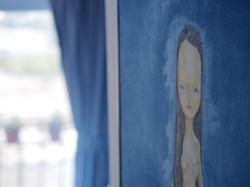 尊尚海景套房 : 大型畫作