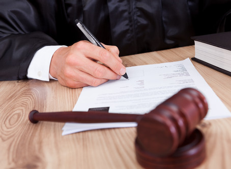 What happens when an employer receives a wage garnishment for support?