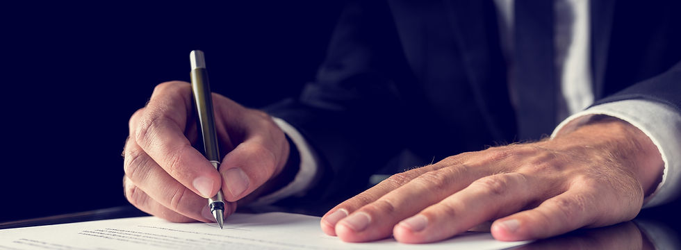 Signing Legal Documents, Judgment for divorce,  final paperwork, legal relief