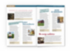 Rubriek pagina Brabantse Kempen Magazine