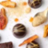 Orange chocolat