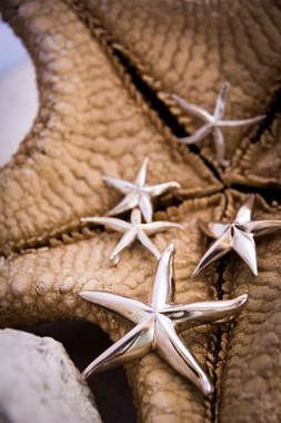 Starfish pendants