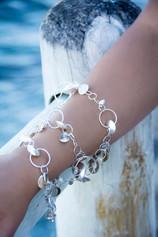 Multi-link necklace