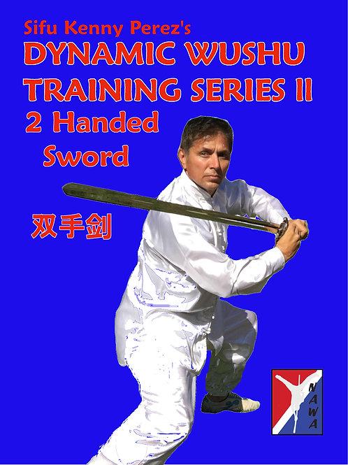 2 Handed Sword
