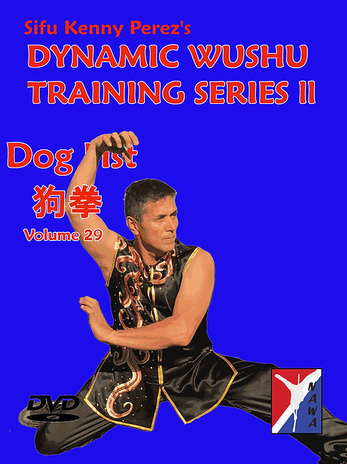 Fujian Dog Boxing Routine