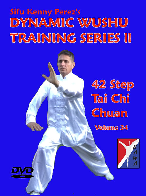 42 Step Combined Tai Chi Chuan