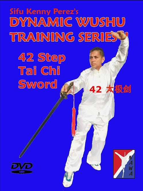 42 Step Tai Chi Sword Routine