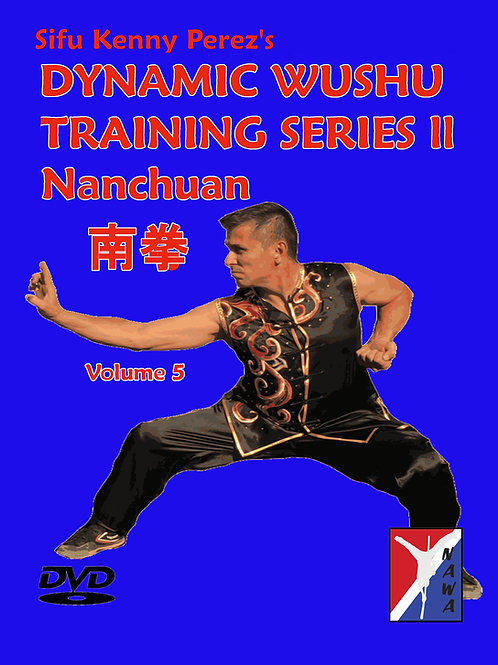 32 Step Nanchuan