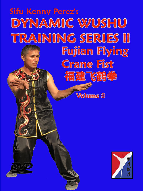 Fujian Flying Crane Routine