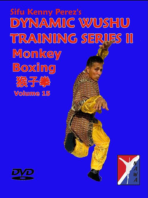 Monkey Boxing Routine